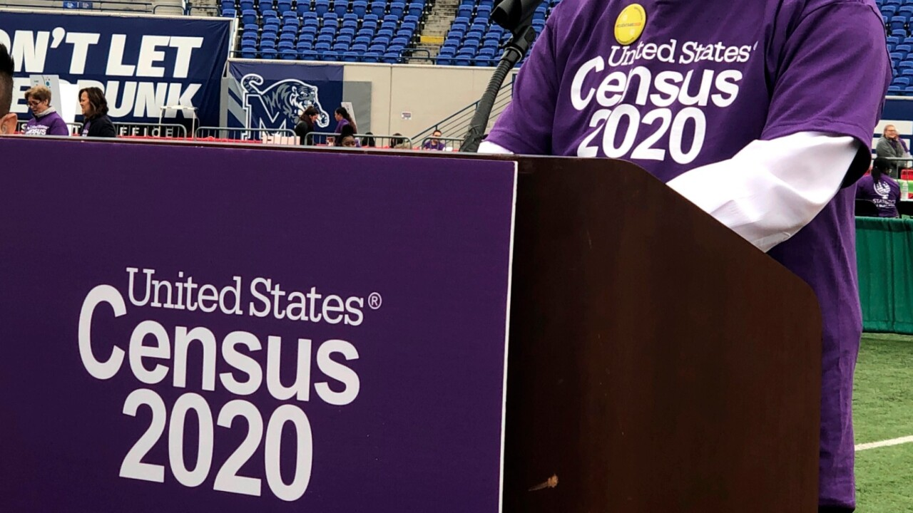Census Bureau hopes to hire up to 500,000 temporary, part-time census takers in 2020