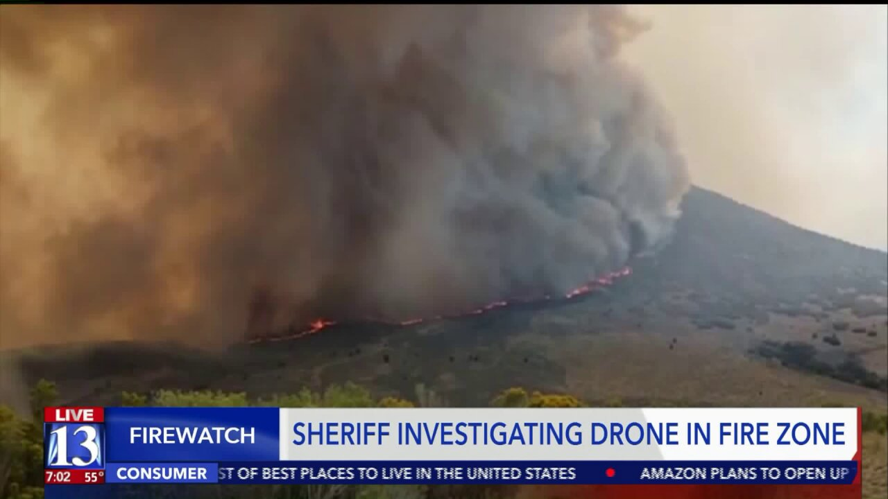 Highway 89 reopens, residents along hwy 89 are on pre-evacuationnotice