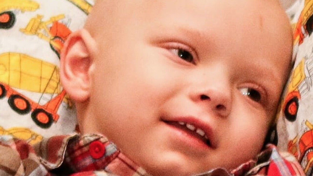 Ohio is celebrating an early Christmas for a boy who is expected to die soon