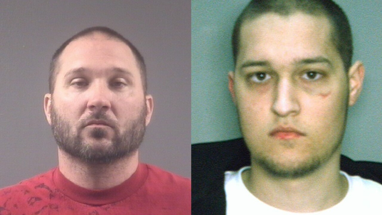 Father and son arrested following search for illegal firearms in Portsmouth