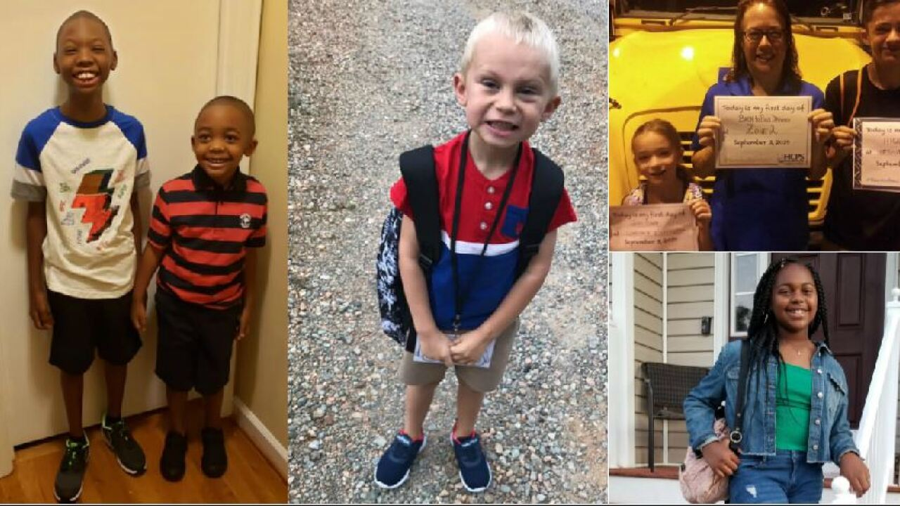 Share your Back-to-School photos with CBS 6