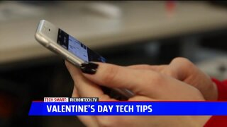 Ways to use tech for a romantic Valentines Day