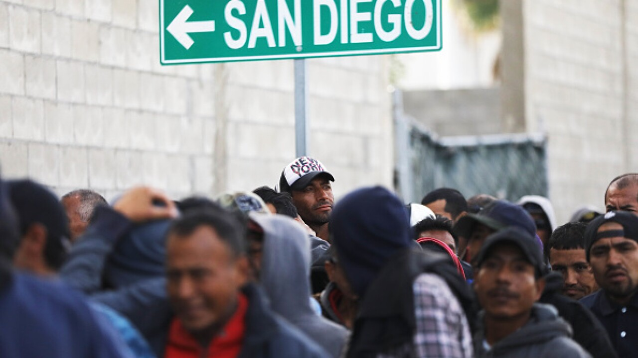 Shelters In Border Town Of Tijuana Aid Deportees From The U.S.