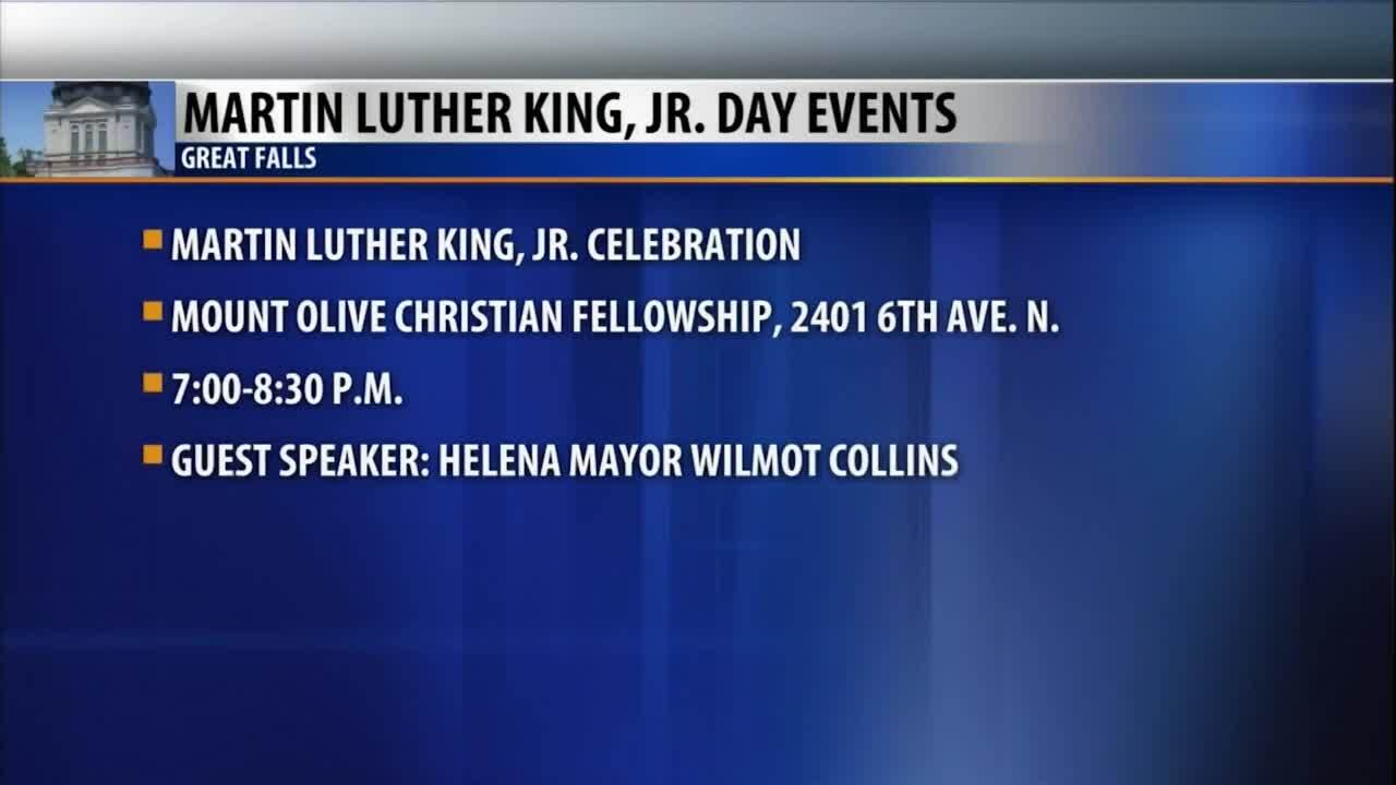 Great Falls MLK Events