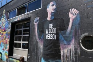 Be a Good Person Storefront