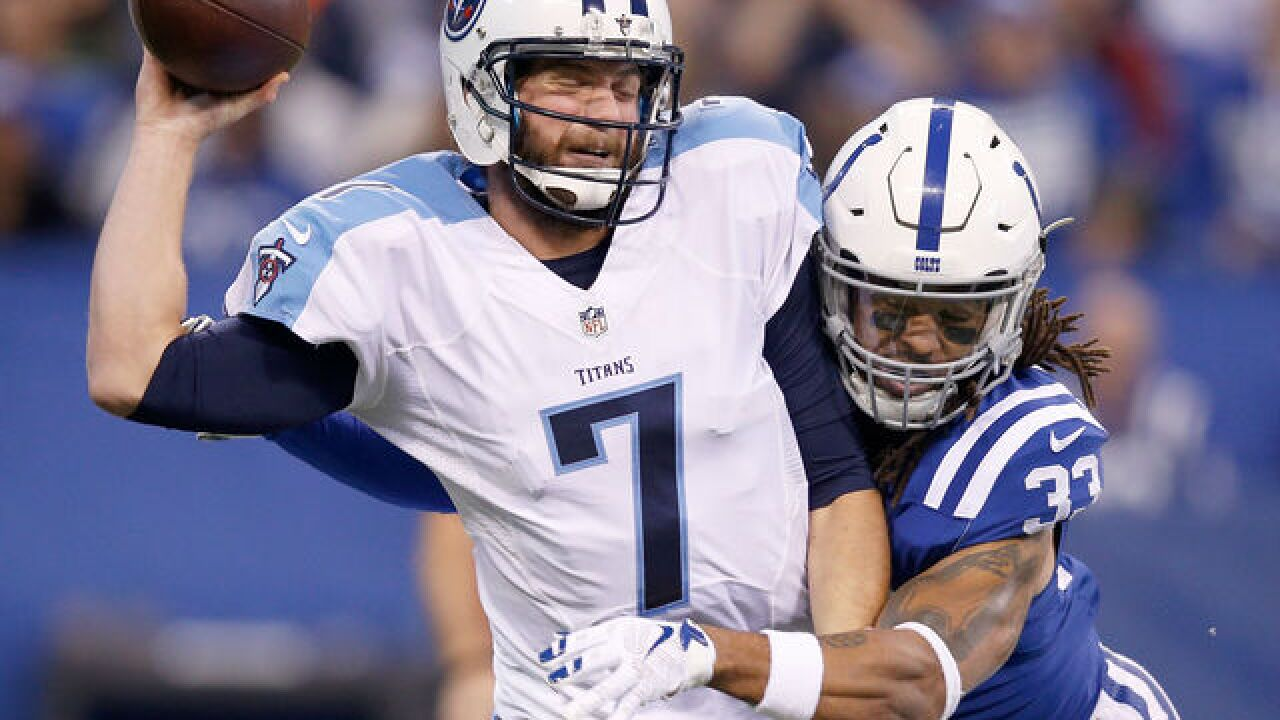 PHOTOS: Colts vs. Titans