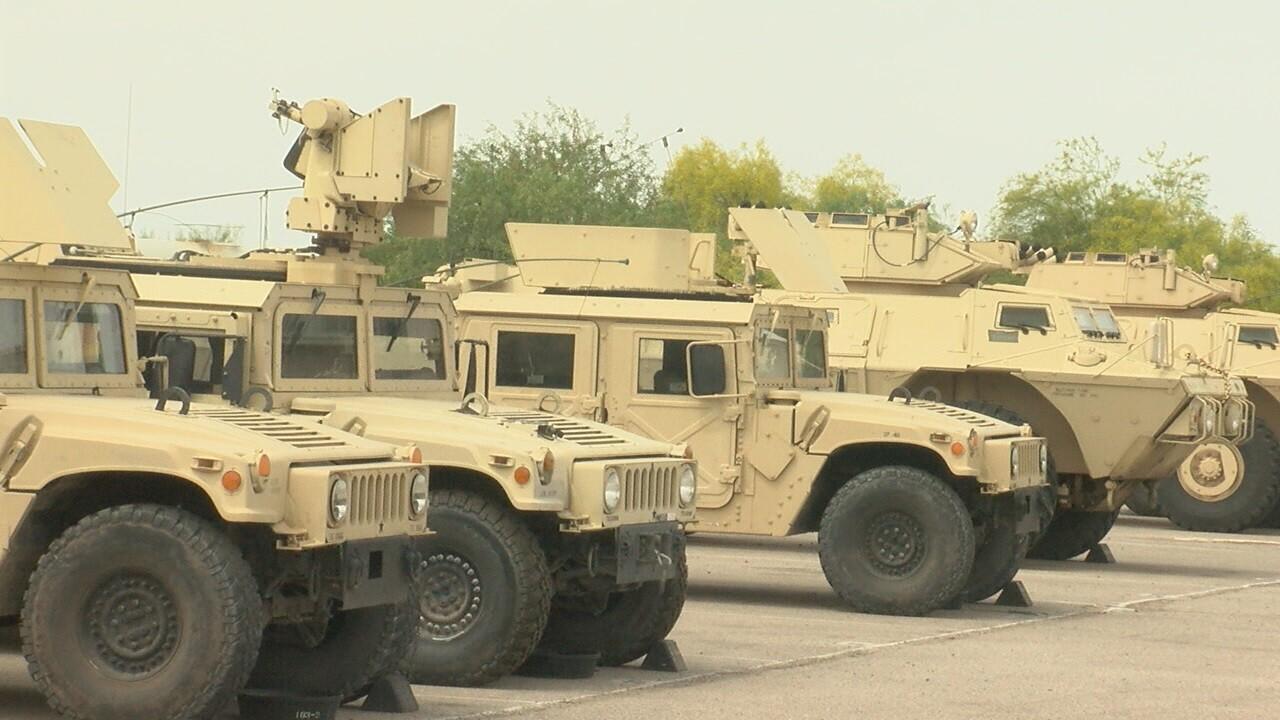 2019-05-10 Military truckers-armory.jpg