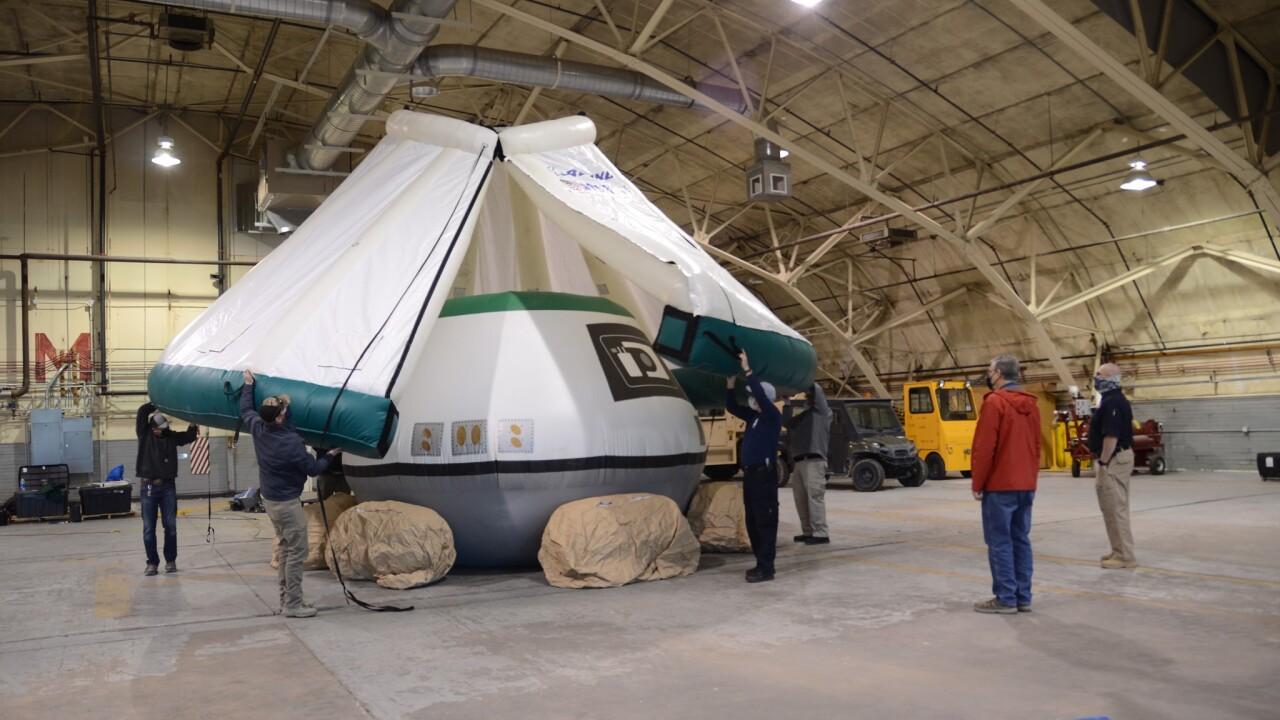 Dugway Proving Ground Starliner Training