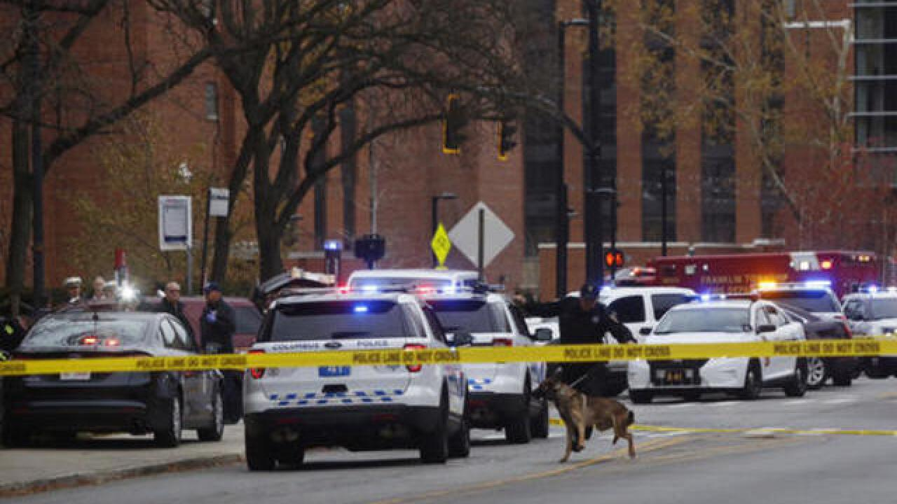 Police ID Ohio State attacker who injured 11