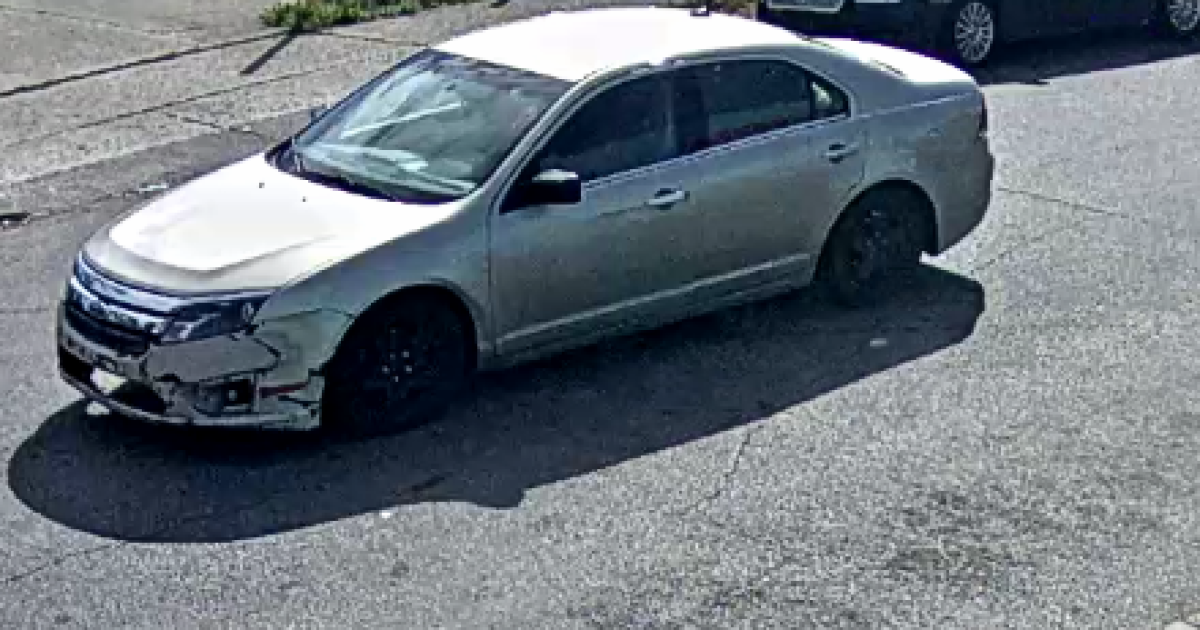 Detroit police release photo of getaway car in connection to fatal shooting