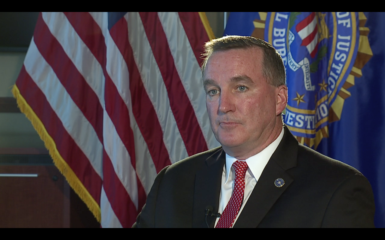 FBI Tampa Special Agent in Charge Michael McPherson