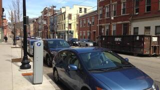 Second time is no charm for OTR parking plan