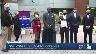 Howard County celebrates efforts of first responders