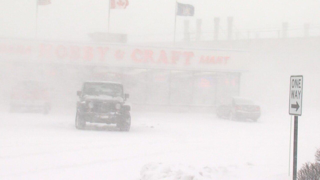 US weather: Blizzard, severe storms on Christmas day