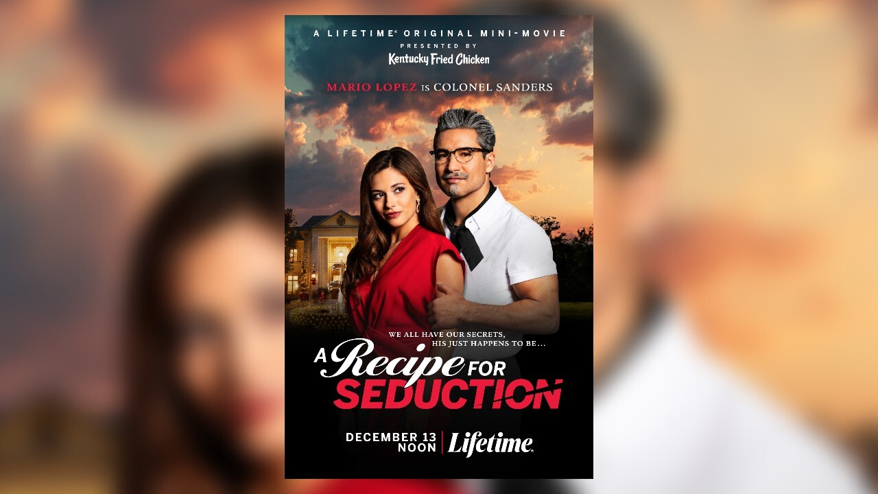 KFC, Lifetime team up for mini-movie 'A Recipe for Seduction'