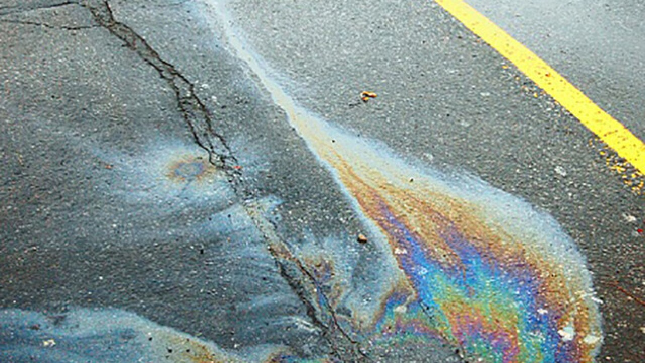 Fuel spill causes road closure in Frederick