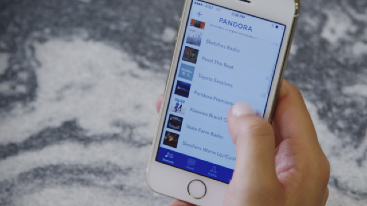 Pandora radio revamps its $5 subscription option