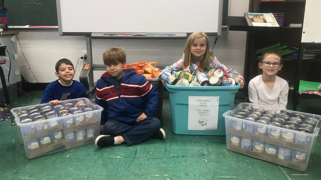 How little Hanover Academy students are making a BIG impact on theircommunity