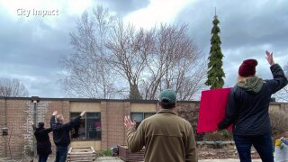 City Impact group prays for nursing home