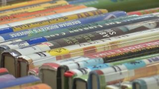 Annual Library Book Sale features 100,000+ used books