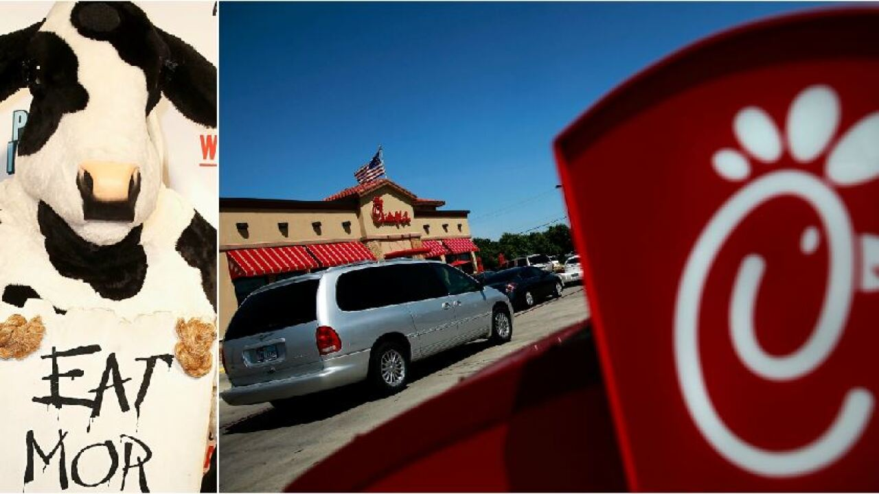 Here's how to get FREE Chick-fil-A today