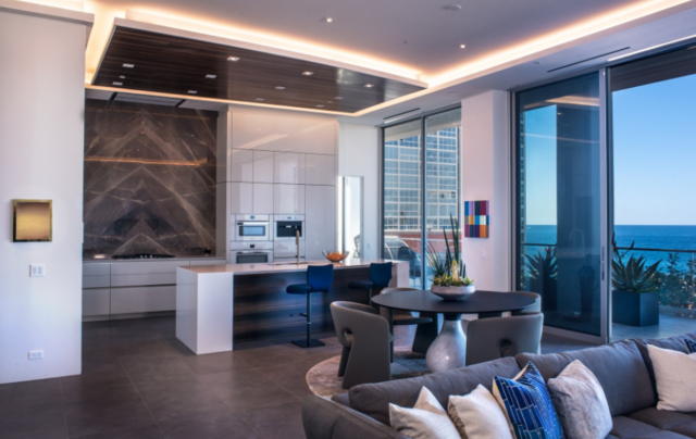 $10,120,000 condo in La Jolla high rise