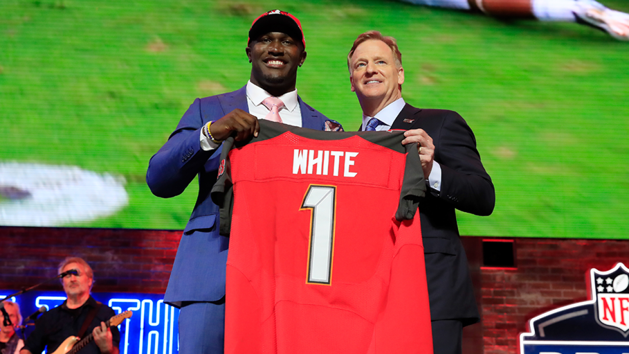LIVE BLOG: Tracking Buccaneers picks in 2019 NFL Draft