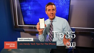 Tech Tuesday: 101 Handy Tech Tips For The iPhone