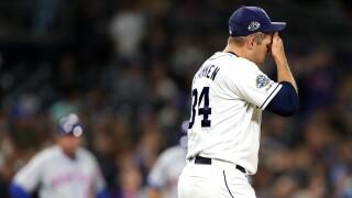 Craig Stammen San Diego Padres