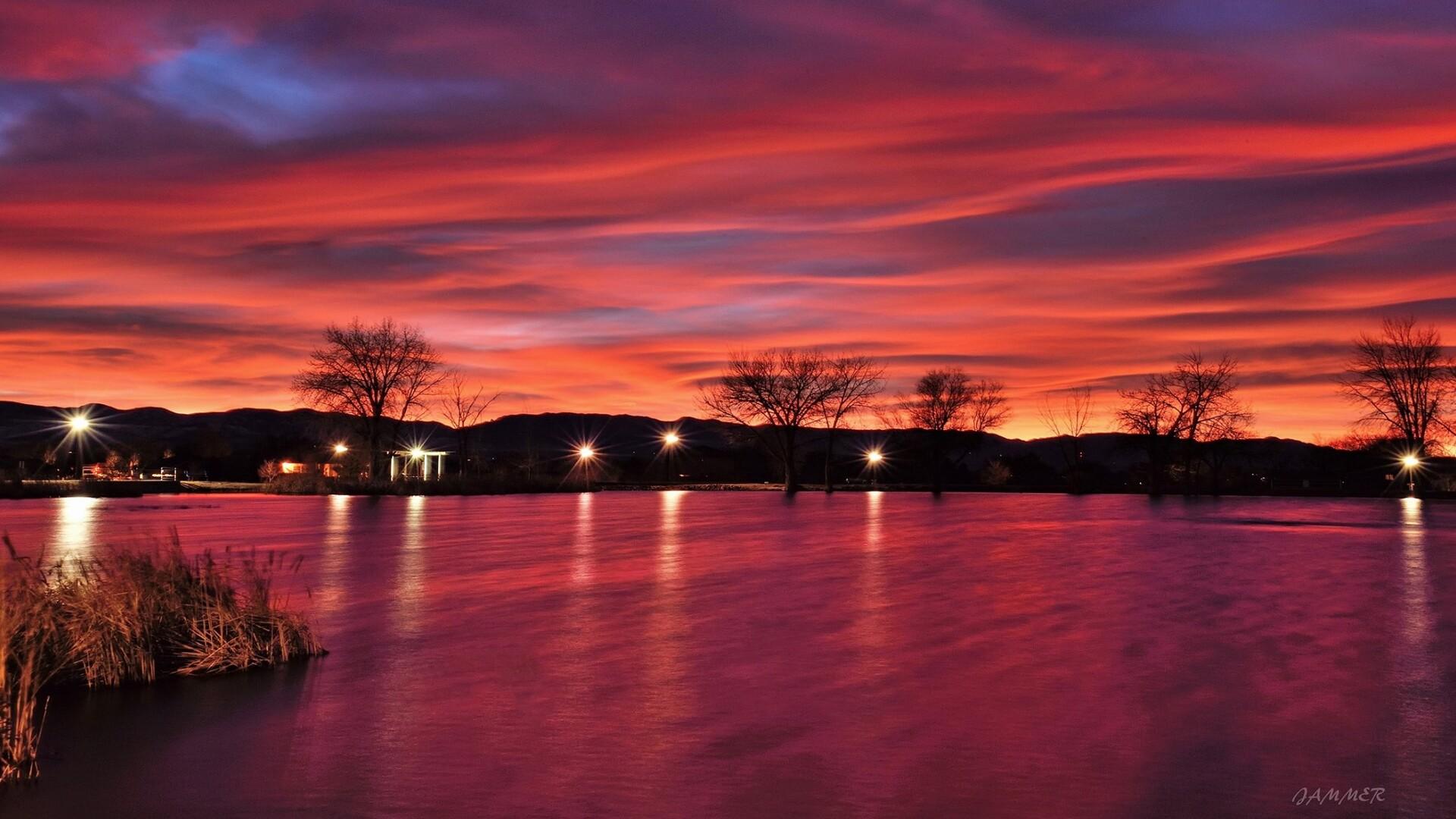 Pueblo West Sunset at Cattail Crossings James Martinez.jpg