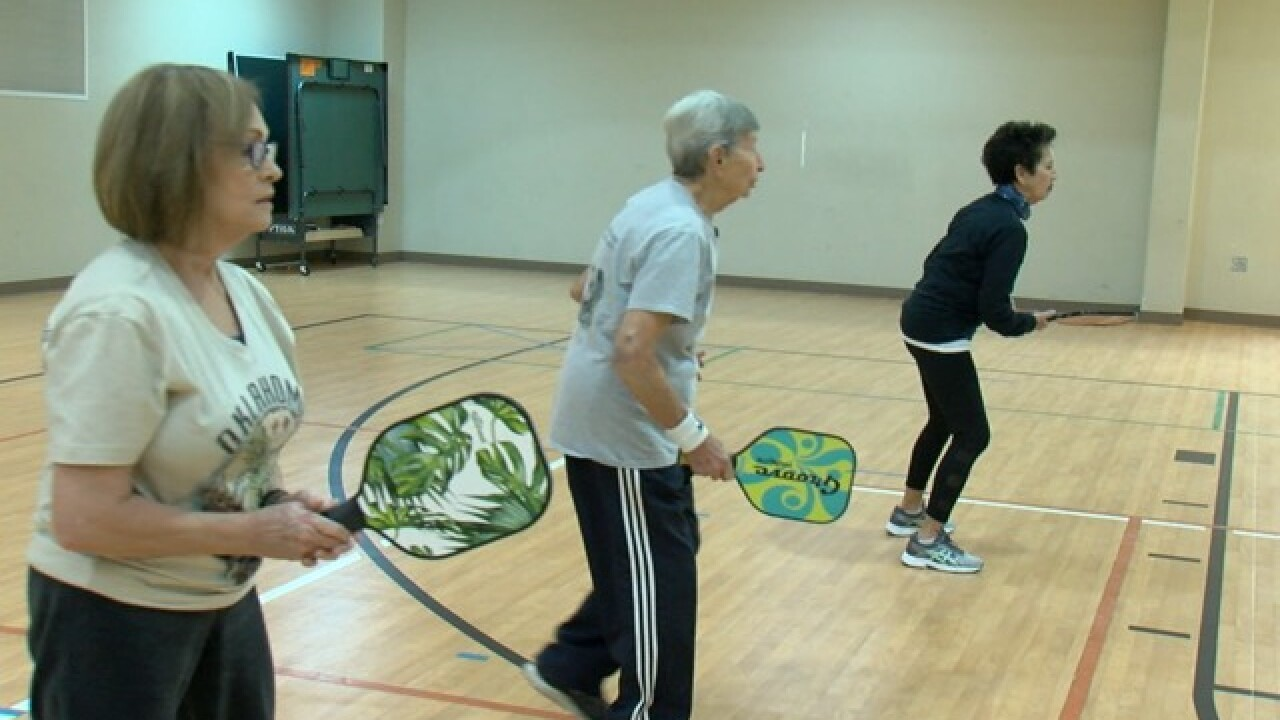 On the Road: New sport geared towards seniors