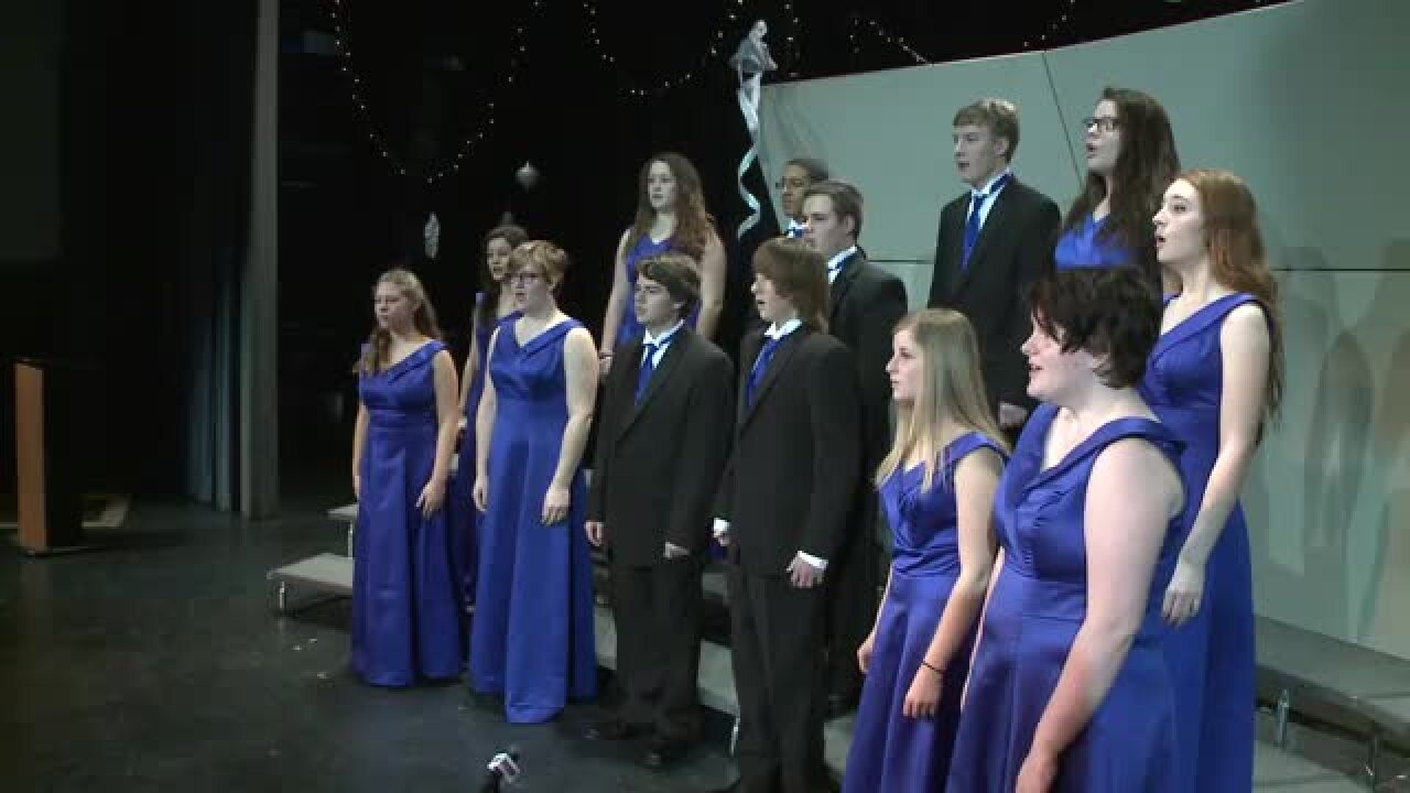 First Colonial HS –Madrigals