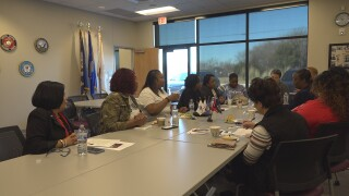 Female veterans bring Woven Women Veterans Network for Killeen and surroundingareas to Bell County