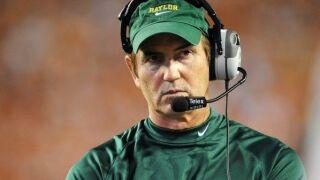 Baylor Head Coach Art Briles fired amid sex assault scandals
