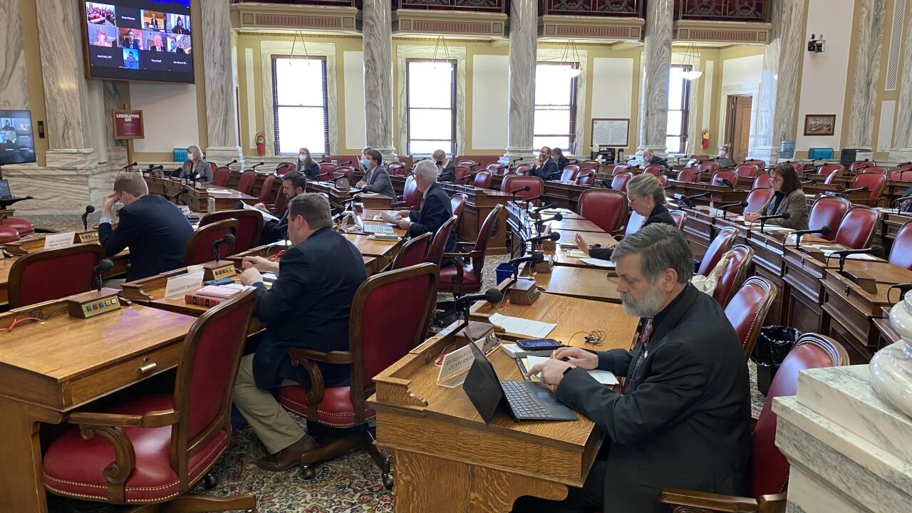 Montana Legislature considers COVID-19 procedures for upcoming session