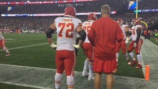 41 in Foxborough: 41 Action News covers NFL opener Chiefs vs. Patriots