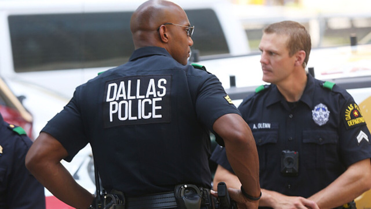 Dallas officer fatal shootings aftermath