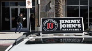 FDA issues warning letter to Jimmy John's in connection with E. coli, salmonella outbreaks