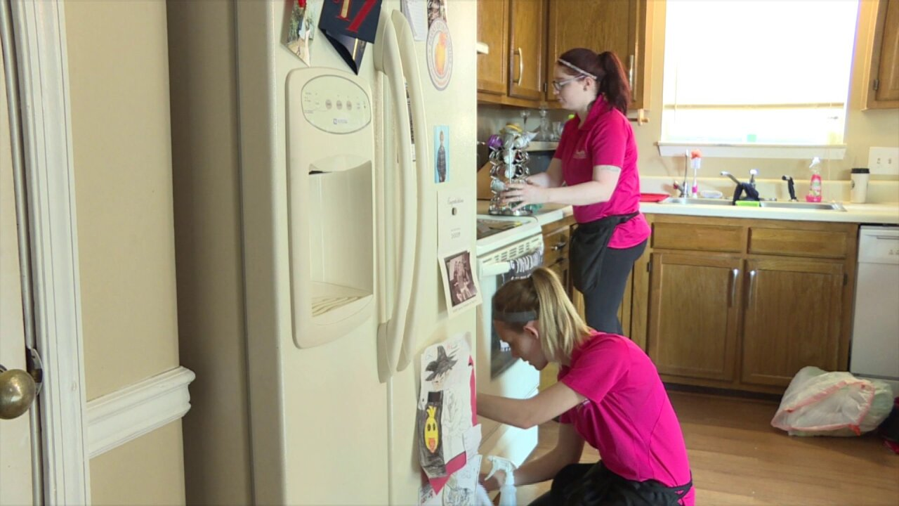 Virginia Beach cleaning company offers free services to women battlingcancer