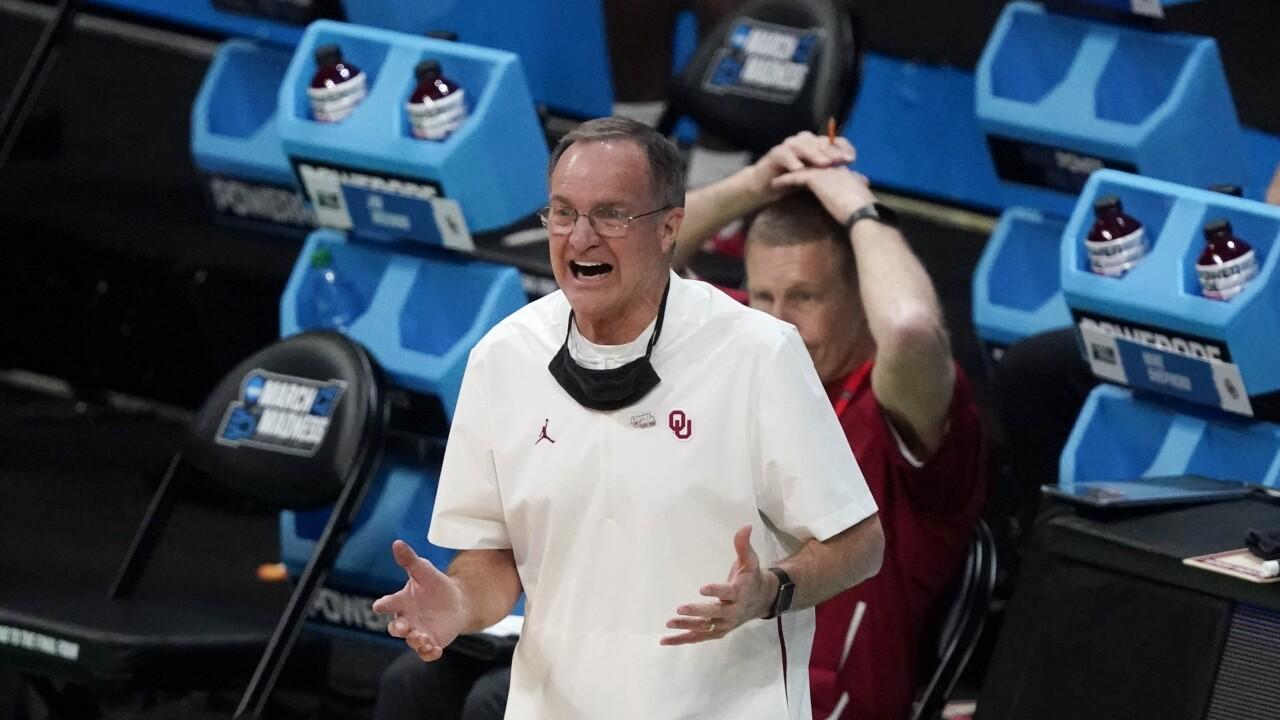 NCAA Missouri Oklahoma Basketball