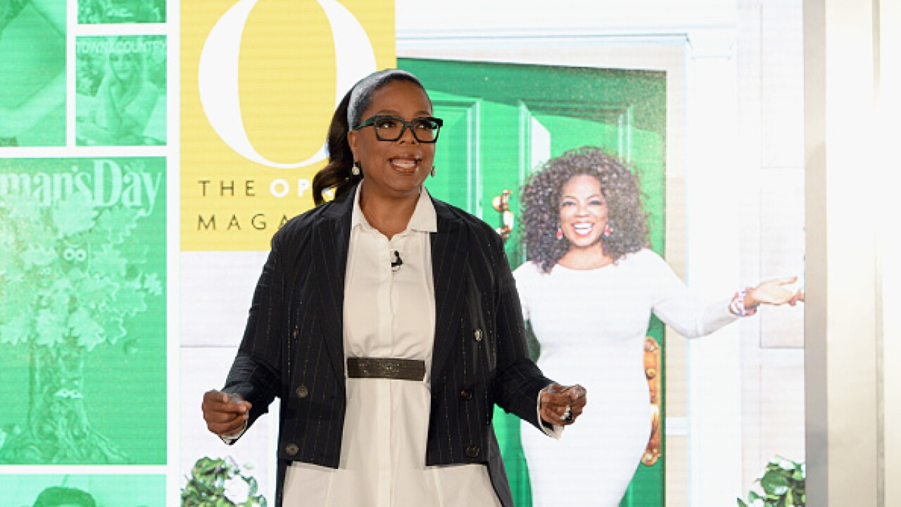 How Oprah lost those 40 pounds