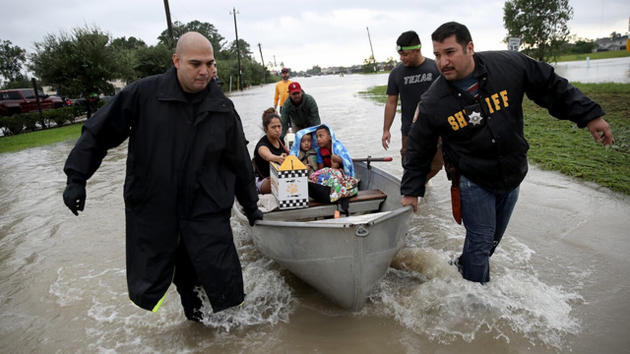 Sheriff: Hurricane Harvey death toll rises to 23