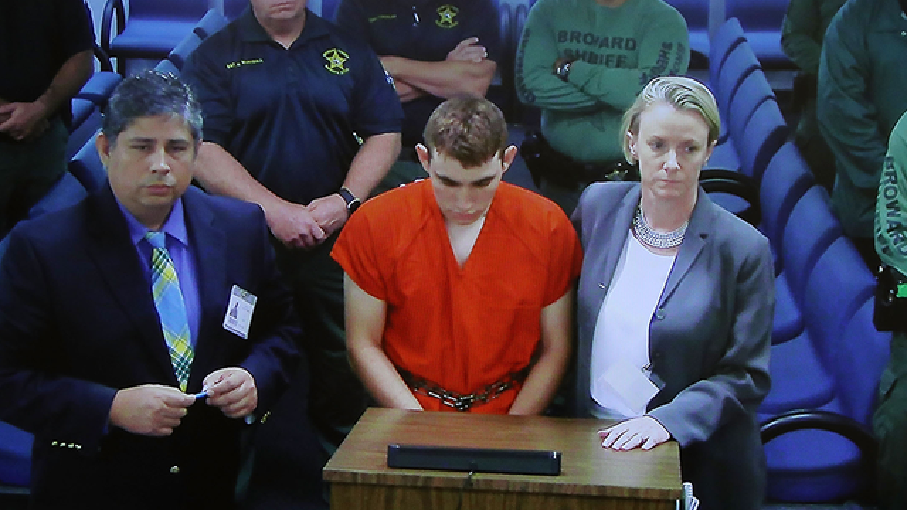 Alleged Florida high school shooter has $800,000 inheritance, reports say
