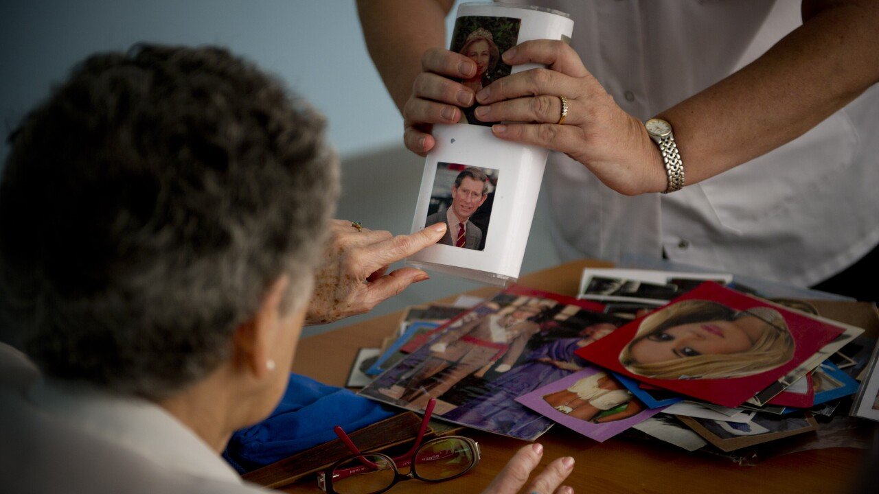 The number of Americans being diagnosed with Alzheimer's disease is rising, report says