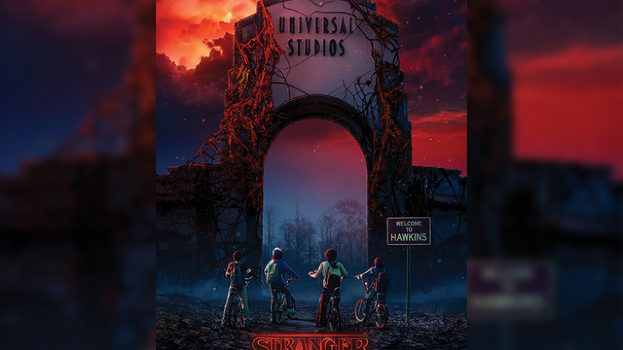 'Stranger Things,' other terrors at Universal's Halloween Horror Nights
