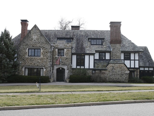 Home Tour: This Handasyde Avenue manor is worthy of Gatsby
