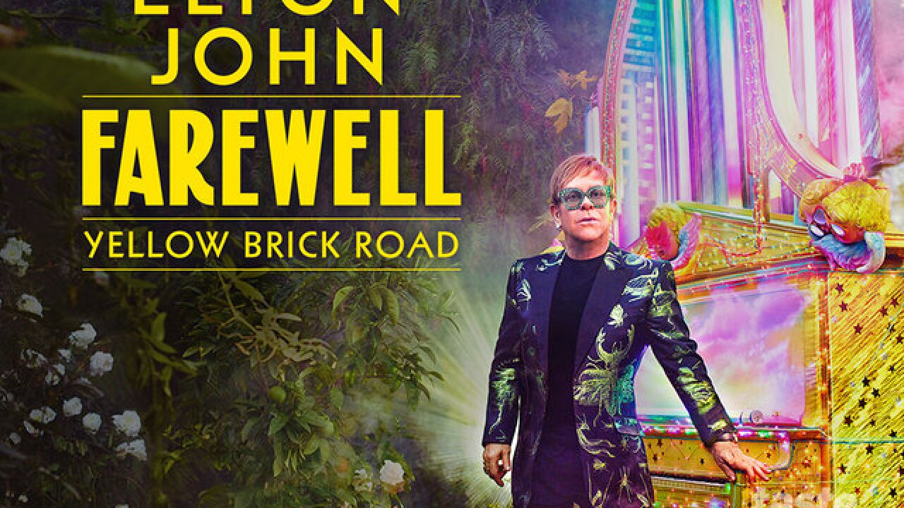 Concert Alert: Elton John's farewell tour coming to Sunrise and Miami