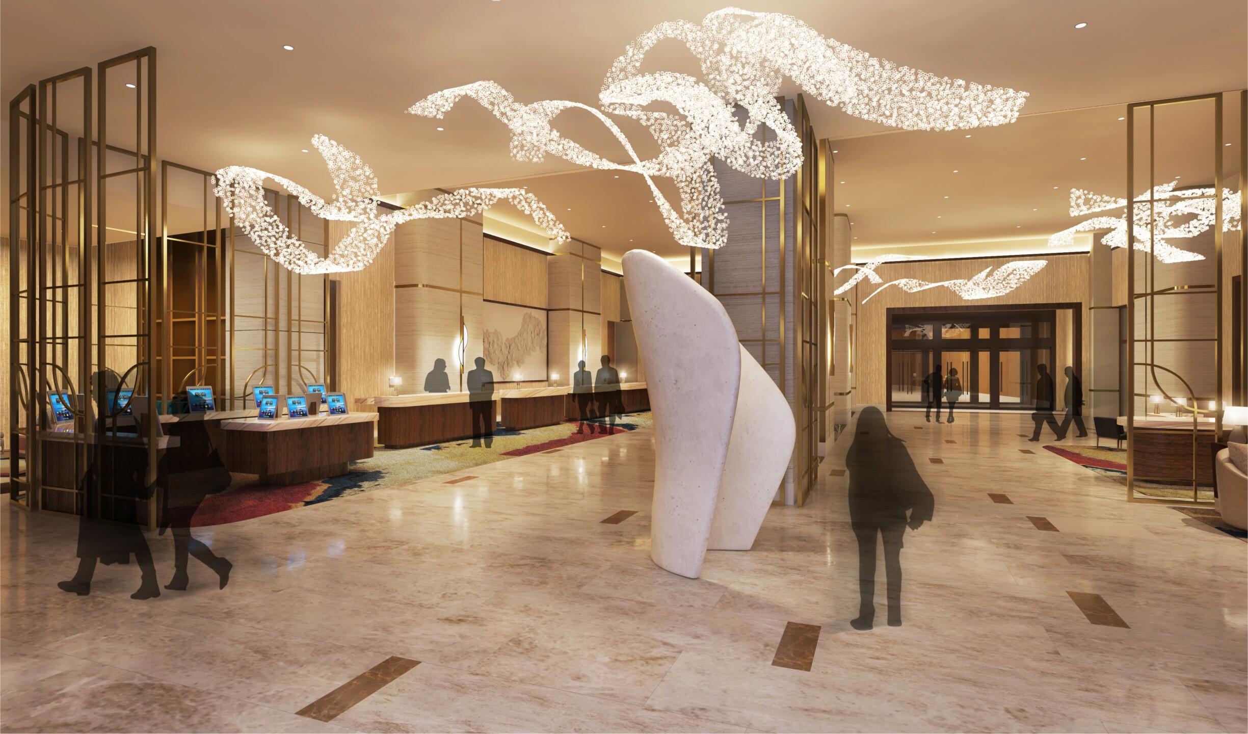 Las Vegas Hilton at Resorts World - Lobby Rendering.jpg
