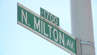 'It's heartbreaking to hear children being shot' Neighbors react to North Milton Avenue shooting that injured four