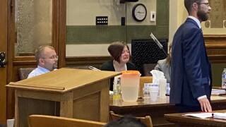 Megan Beard Sentencing